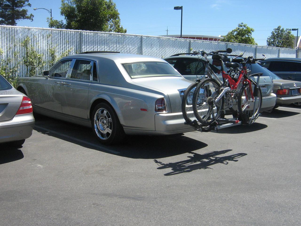 Your Thoughts On Roof Racks On A E Sedan - Bmw 335i bike rack