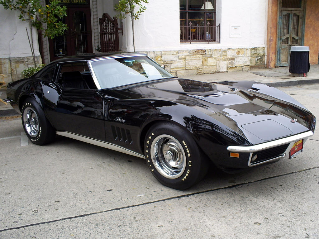 1969 Corvette Stingray 427 by ~Partywave on deviantART