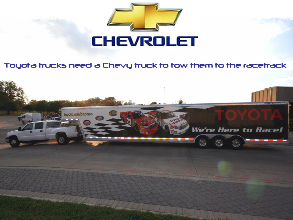 Truck Quotes Chevy Towing Toyota Truckpartywave On Deviantart