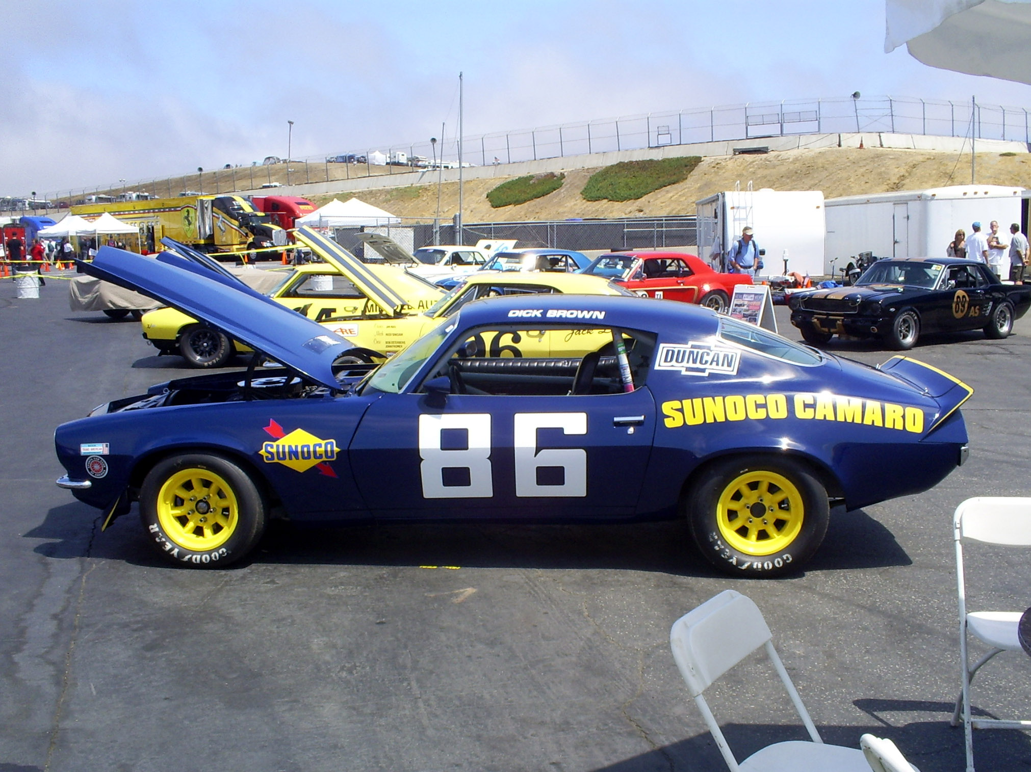 1000+ images about Chevy racers on Pinterest | Trans am ...