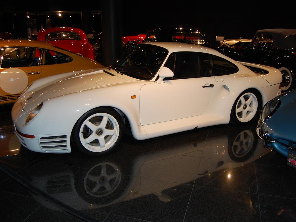 Porsche 959 by Partywave