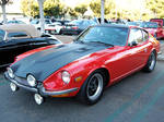 Datsun 240Z Cars and Coffee