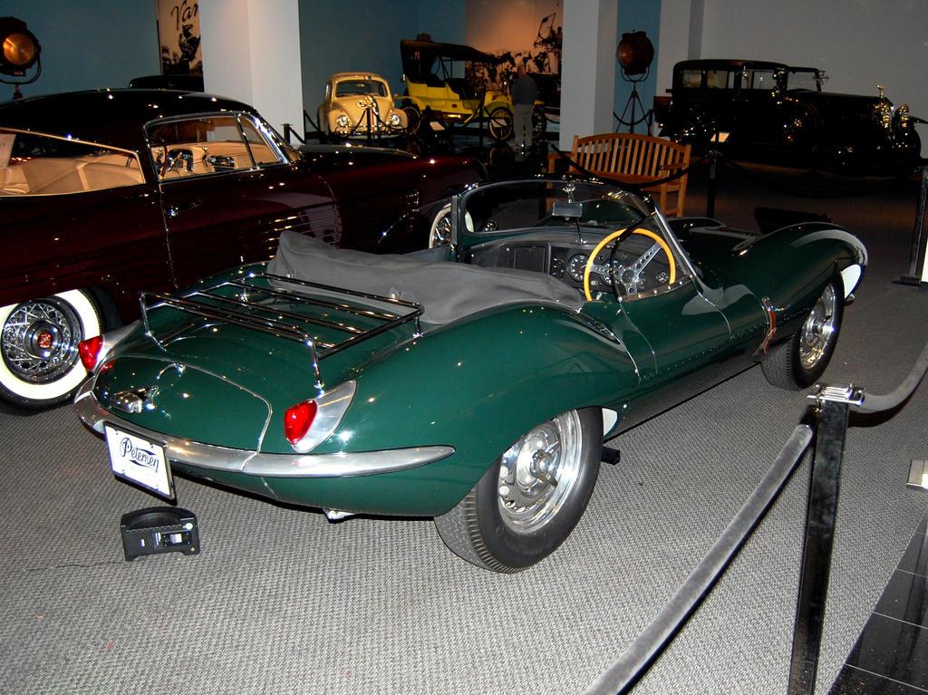 1956 Jaguar XKSS Steve McQueen by ~Partywave on deviantART