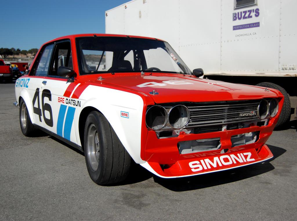BRE 46 Datsun 510 SCCA racecar by Partywave on DeviantArt