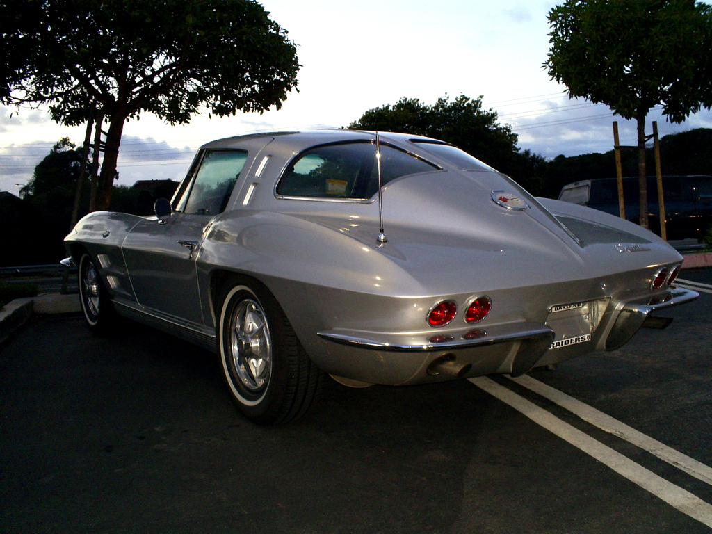1963 split window sting ray by partywave on deviantart for 1963 split window corvette stingray