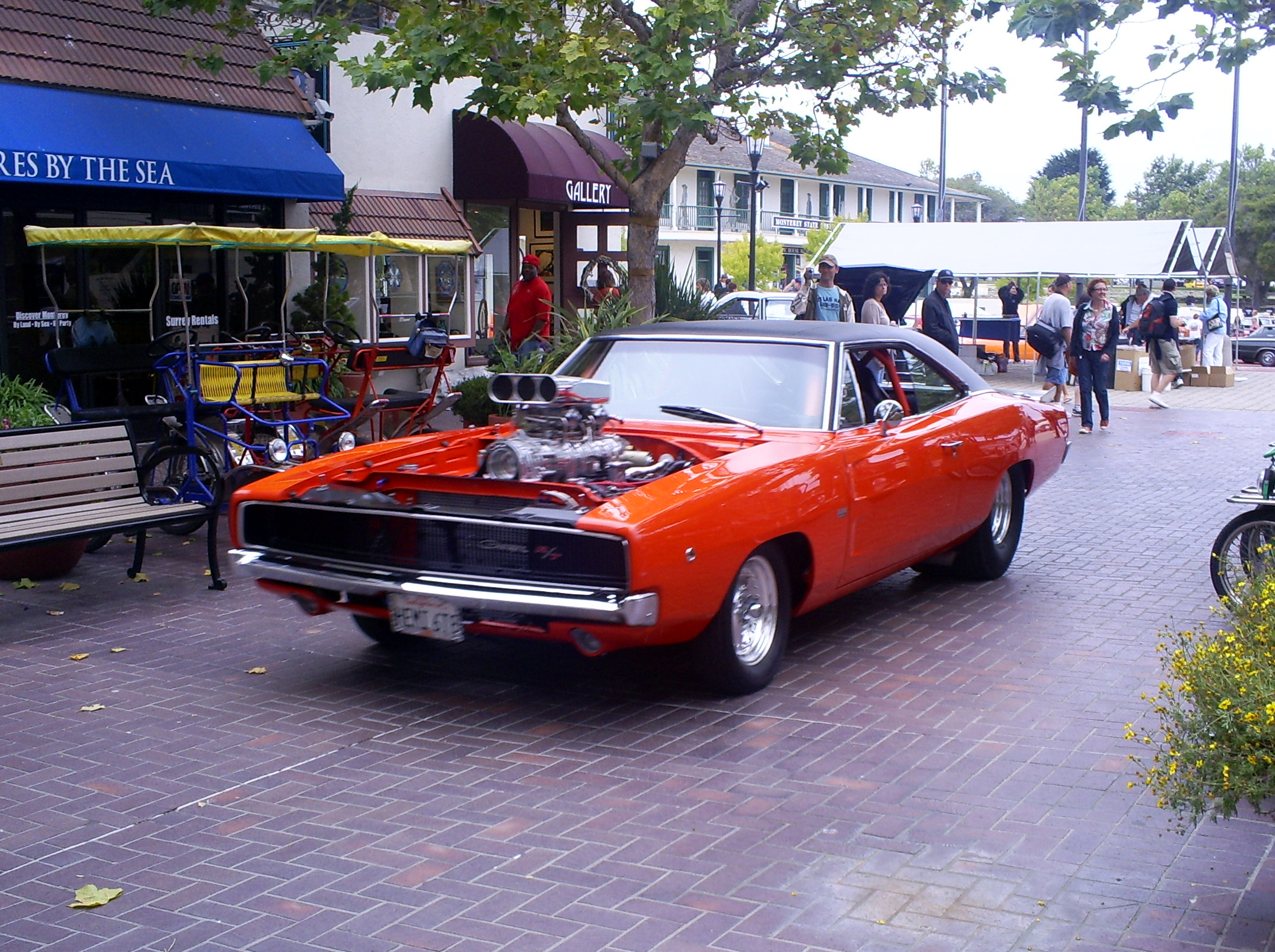 hot rods, muscle cars,