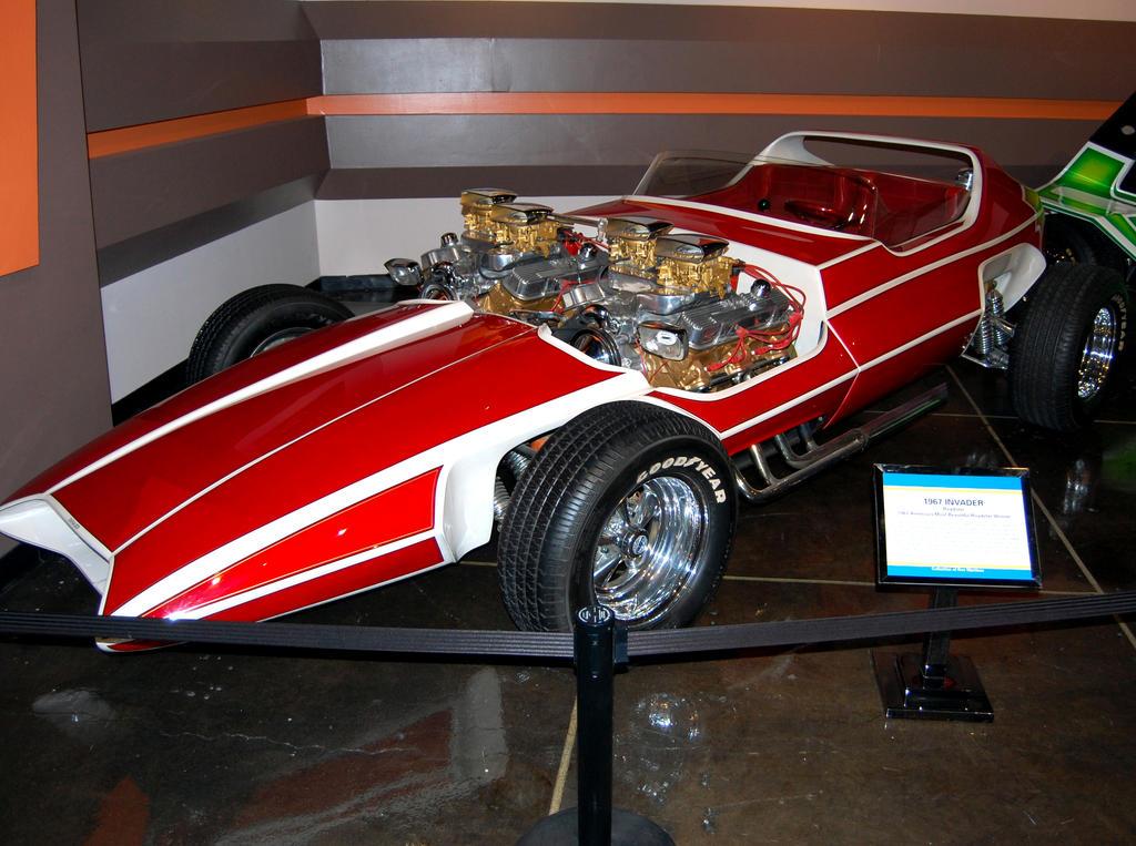1967 Invader twin V8 hot rod by Partywave on DeviantArt