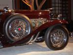 1935 Deusenberg Model SJ Coupe