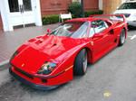 Ferrari F40 V8 Twin Turbo