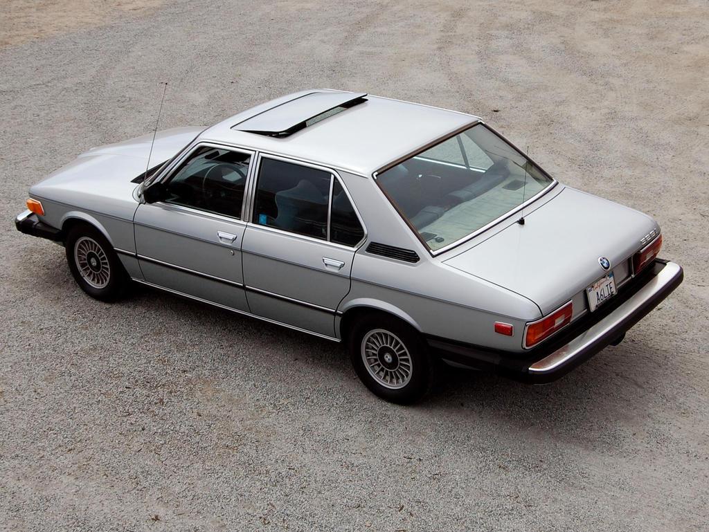 Old school BMW 5 series 528i by Partywave on DeviantArt