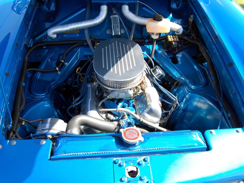 1958 Nash Metropolitan V6 swap by Partywave
