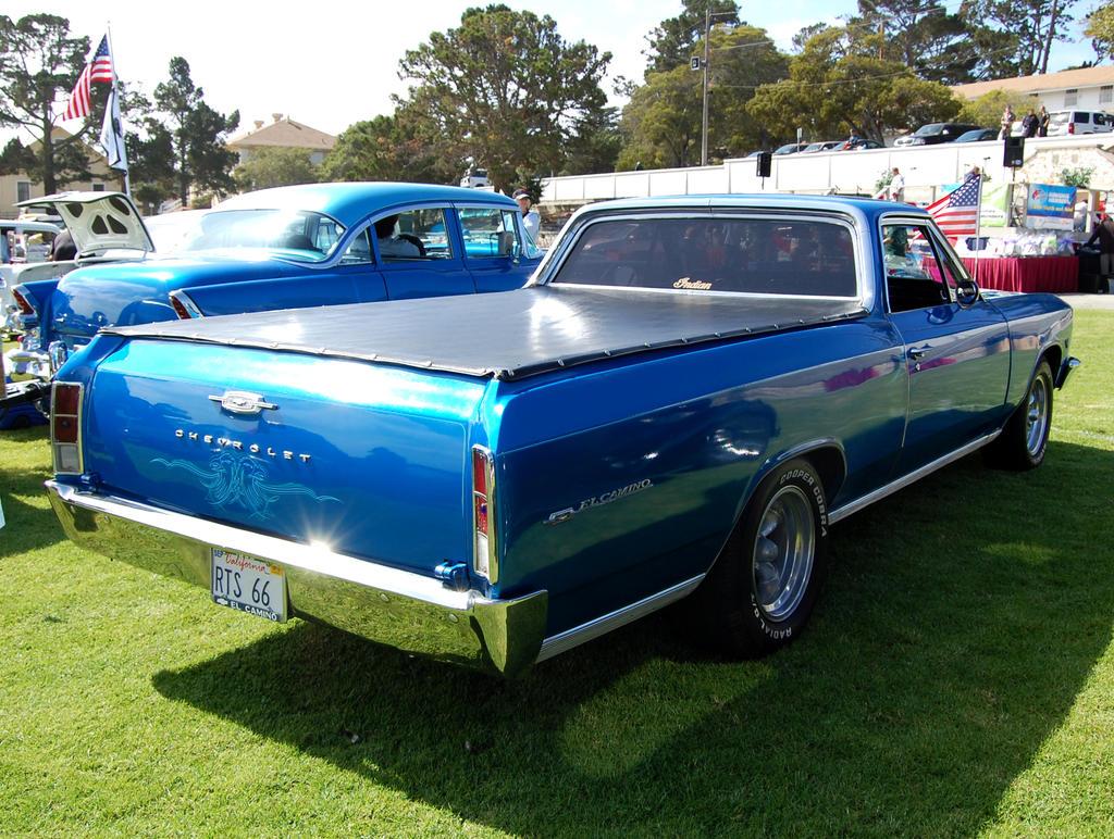 1966 Chevrolet El Camino By Partywave On Deviantart