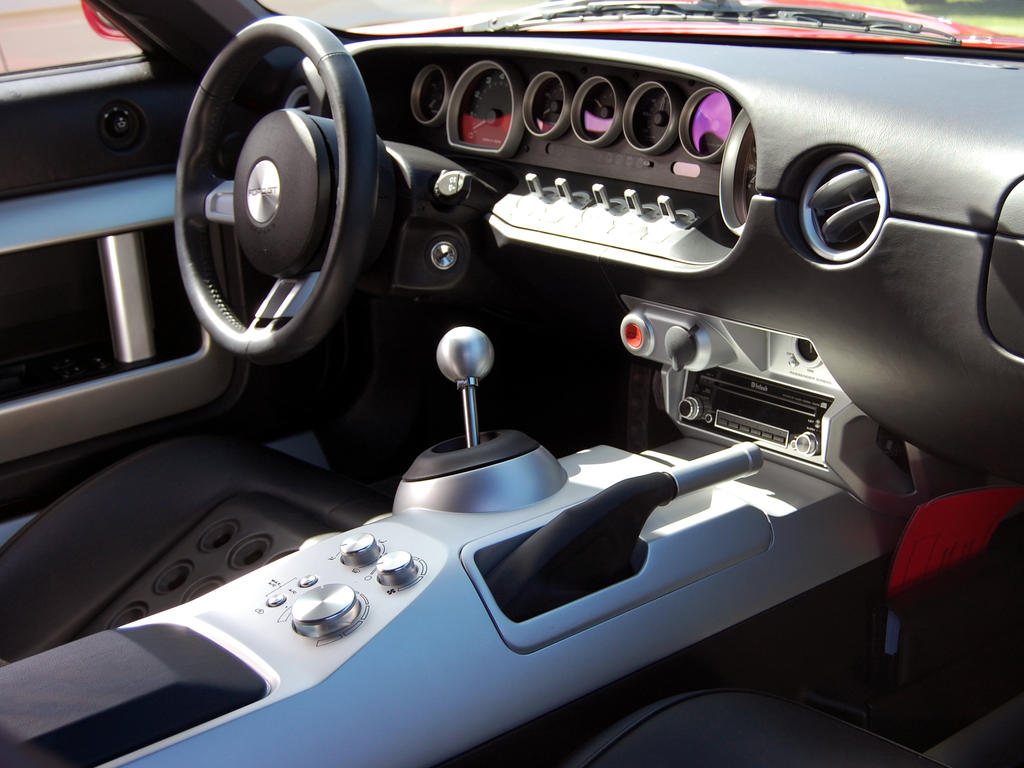 Ford Gt Dash Mcintosh Audio By Partywave