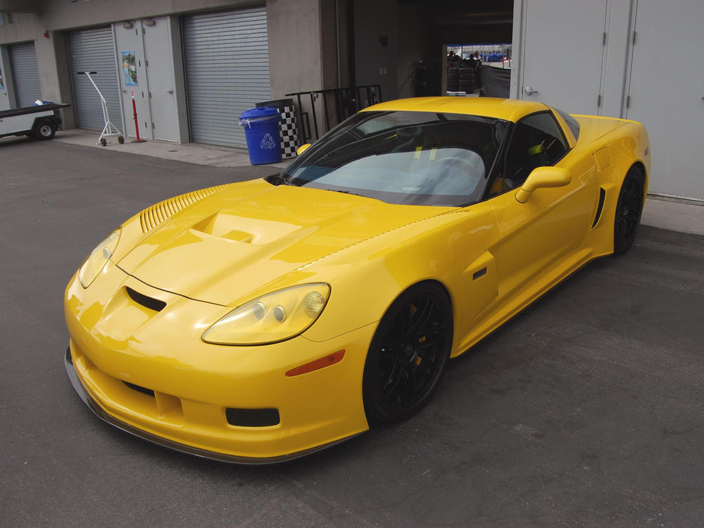 2008 Chevrolet Jay Lenos Corvette C6RS E85 photo - 8