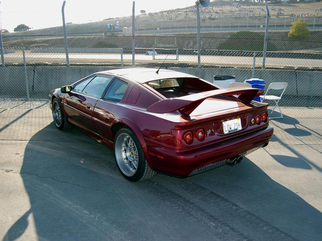 2003 Lotus Esprit V8 turbo by Partywave