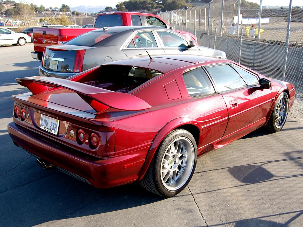 2003 Lotus Esprit Turbo V8 By Partywave On Deviantart