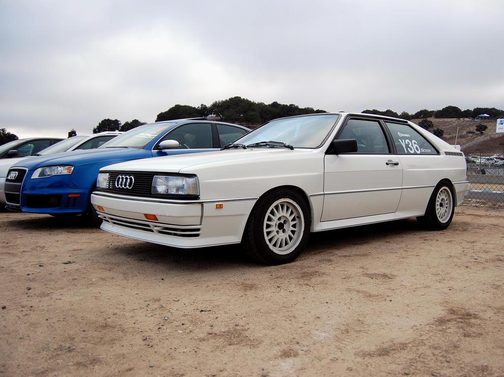 1986 87 Audi Quattro RARE by Partywave on DeviantArt