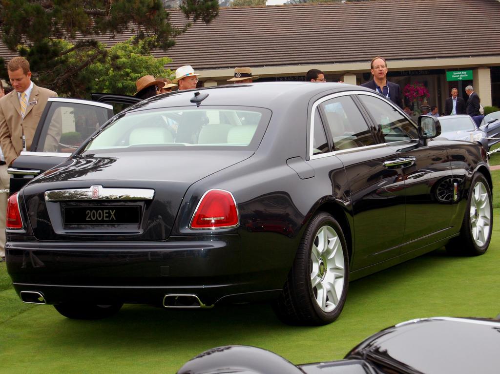 Rolls Royce Cars Uk. UK cars 2010 Rolls Royce EX200