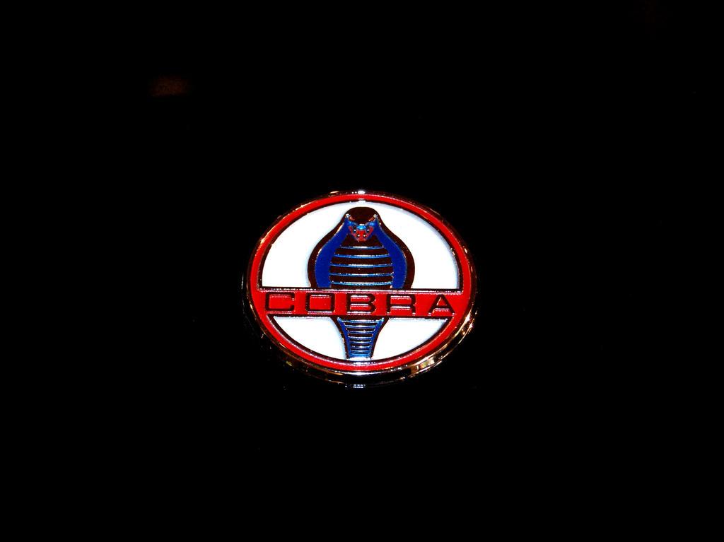 shelby cobra snake logo