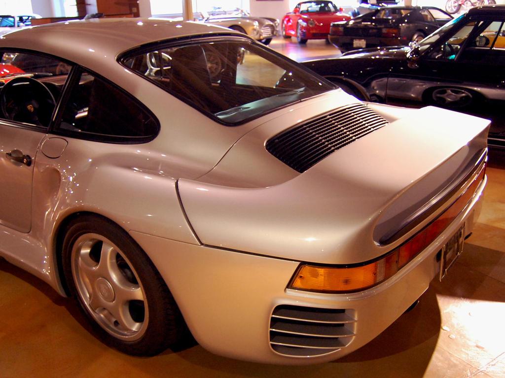 1988 Porsche 959 Canepa Design by Partywave