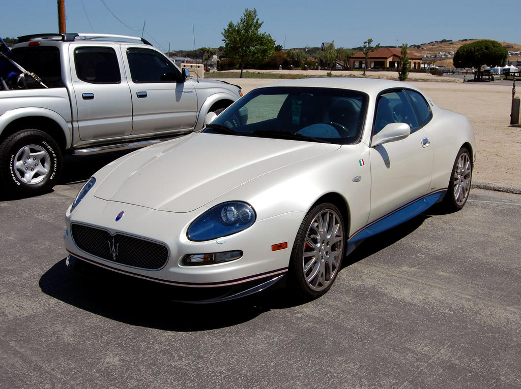 Maserati Coupe 4200 GT by Partywave on DeviantArt