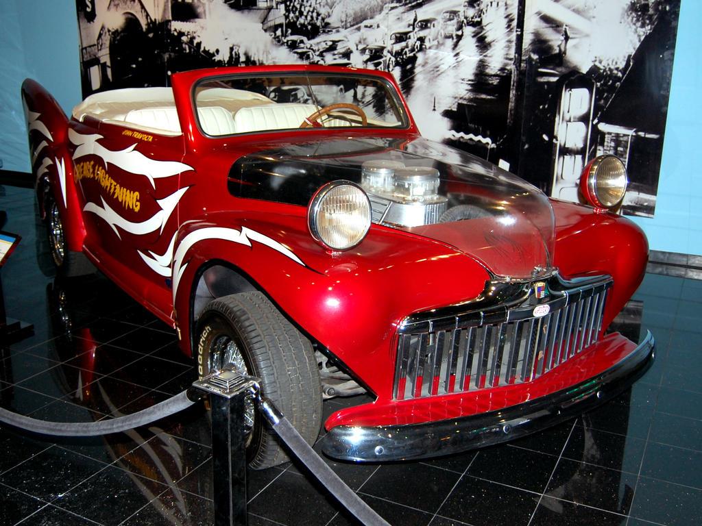 Buy Used Grease Car