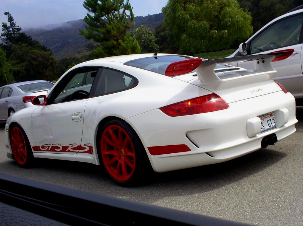 Red N White Porsche 911 Gt3rs By Partywave On Deviantart