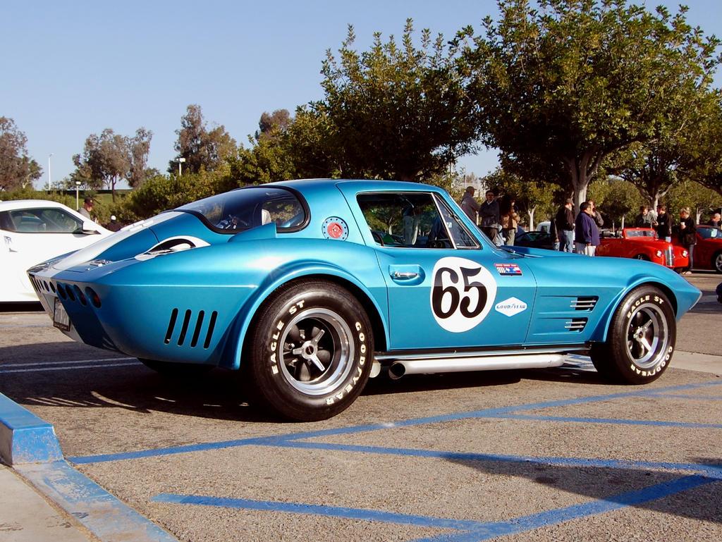 1963 corvette grand sport by partywave