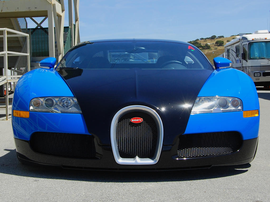 blue black bugatti veyron nose by partywave on deviantart. Black Bedroom Furniture Sets. Home Design Ideas