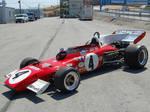 Ickx Ferrari 312B2 won 72 Ring