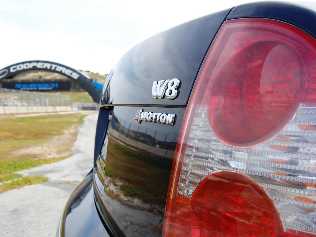 Volkswagen Passat W8 4Motion 6MT Laguna Seca by Partywave
