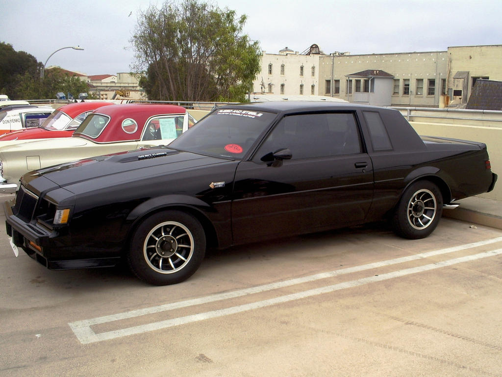 1982 To 1987 Buick Regal Grand National Gn Gnx By