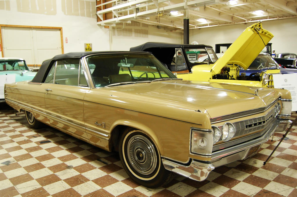 1967 Chrysler Imperial convertible by Partywave