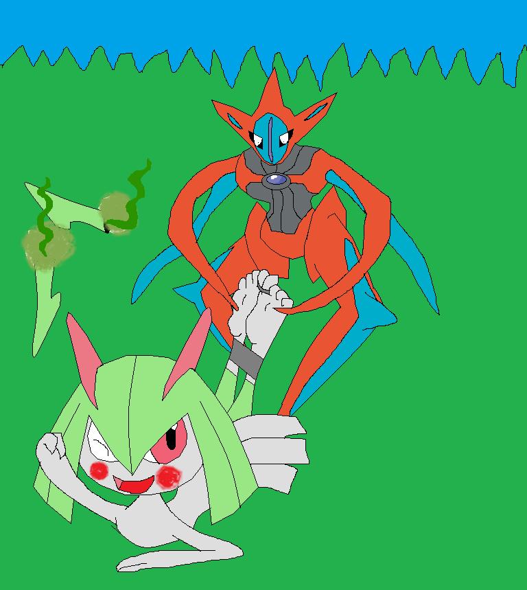 pokemon x how to get deoxys