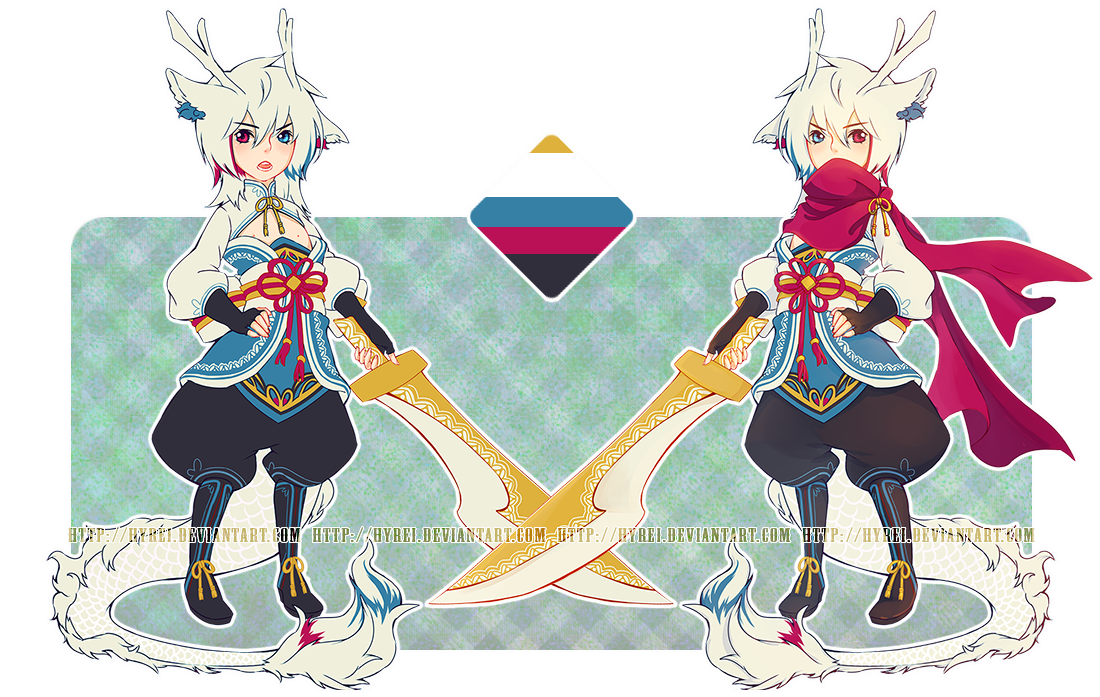 Auction : Kemono Mimi Shota 4 [CLOSED] by HyRei