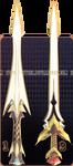 Auction : Weapon Adopt Set 2 [CLOSED] by HyRei