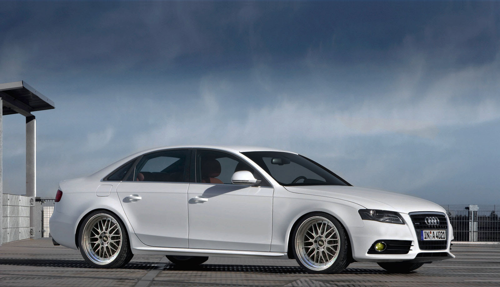 Audi A4 B8 By Apexi957 On Deviantart