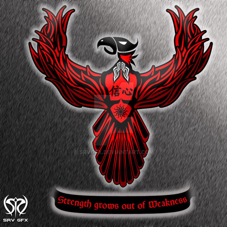 Phoenix fire bird red by srvgfx on deviantart phoenix fire bird red by srvgfx voltagebd Choice Image