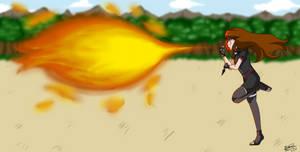 ::COMMISH60:: I Set Fire To The A-RAIN-A