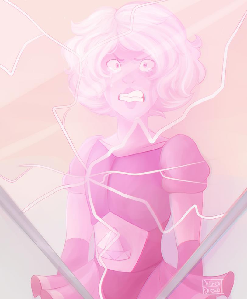 ❤Pink diamond❤ Es tan hermosa, es una lastima que la hayan asesinado(? No sabia que dibujar y como vi los nuevos capítulos de Steven Universe, aproveche en dibujarla ...