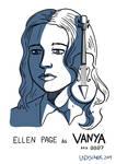VANYA aka 00.07 by UNDISCOVER-art