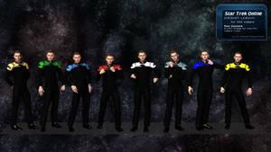 STO Uniform for Poser - Valiant M4