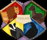 ~ Hogwarts logo by LysitheaWO