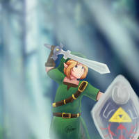 Link : The Legend Of Zelda