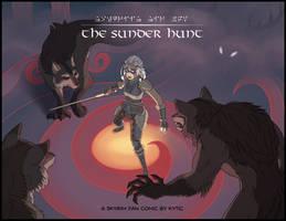The Sunder Hunt Comic Cover