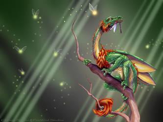 Mmm....Fairies by JyrelRain