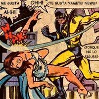 Violencia en Los Vengadores by yametenews