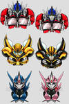Transformers Charms: Autobots