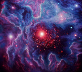 Globular Cluster by andrew19631963