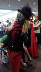 Manchester MCM 2017: The Hitcher Cosplay